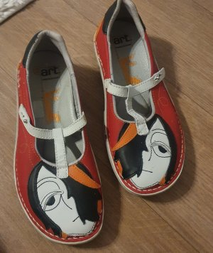 Art Slip-on Shoes multicolored