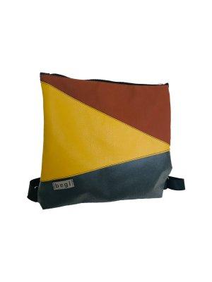 Sac à dos de randonnée multicolore