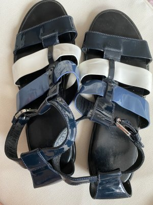 Hogan Roman Sandals multicolored