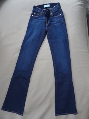 7 For All Mankind Jeans bootcut multicolore