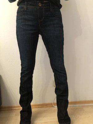 Designer Jeans DKNY, Bootcut, Dunkelblau