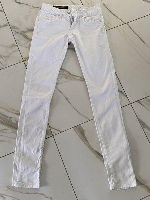Designer Jeans Gr.26 weiß