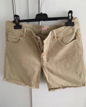 Designer Jeans Short von Fred Mello New York