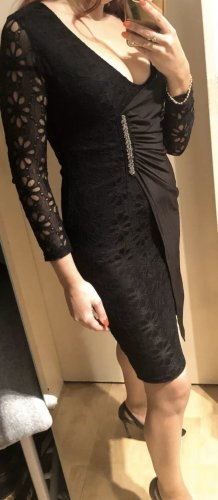 Designer Kleid Runway in schwarz sehr elegant Gr.S Neu mit Etikett