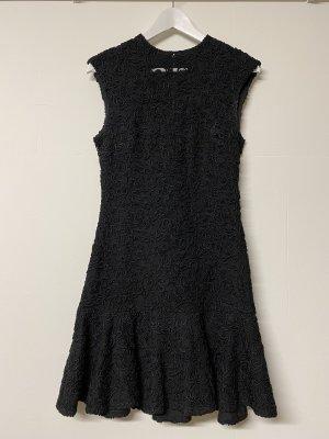 Designer Kleid Schwarz S