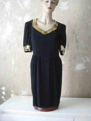 Designer Kleid Vintage 1990er Jahre, Escada by Margaretha Ley