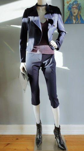 Designer- Kurzjacke im Military-Stil