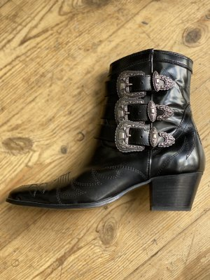 The Kooples Ankle Boots black
