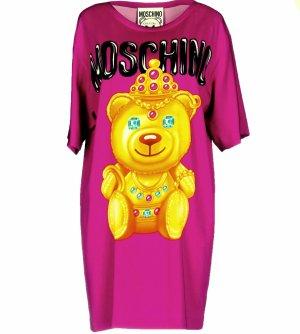 Moschino Couture! Mini Dress multicolored polyester