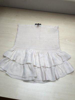 Isabel Marant Flounce Skirt multicolored