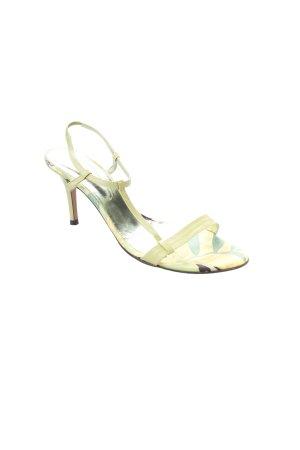 Designer News Riemchen-Sandaletten mehrfarbig Street-Fashion-Look