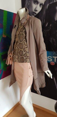 Designer outfit rena lange Mantel MK michael kors Oberteil guess Rock hallhuber Clutch