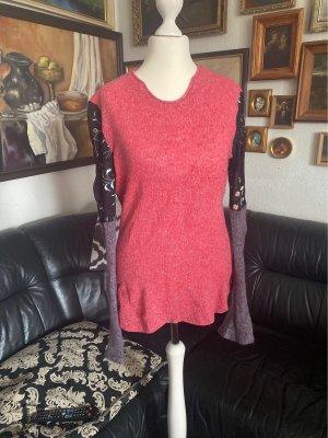 Custo Barcelona Maglione di lana multicolore