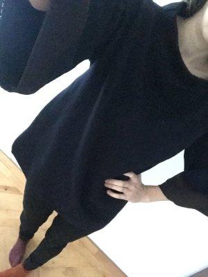 Designer-Pullover mit 3/4-Fledermaus-Ärmeln