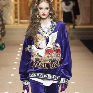 unbekannte Sweter z dekoltem w kształcie litery V Wielokolorowy