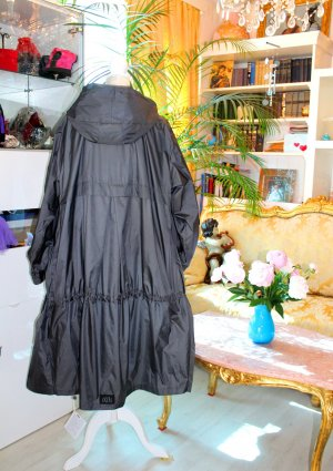 Ixos Heavy Raincoat multicolored polyester