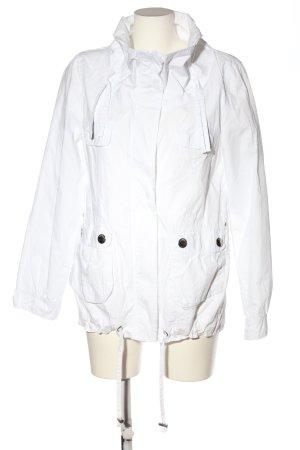 DESIGNER'S Übergangsjacke weiß Casual-Look