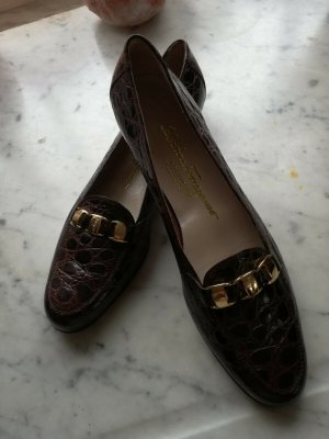 Designer Schuhe von Salvatore Ferragamo - Gr.7,5/38