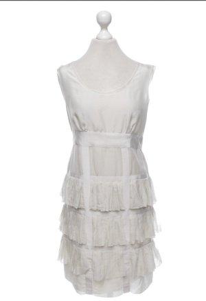 Designer Seiden Kleid von Alberta Ferreti