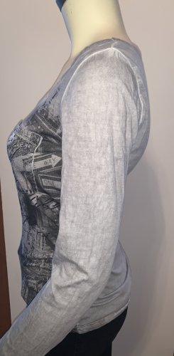 Designer Shirt von Key Largo Gr. S/36-38