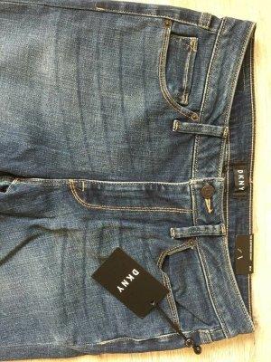 DKNY Jeans skinny blu scuro