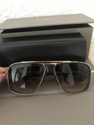 Dita Sunglasses Aviator Glasses gold-colored