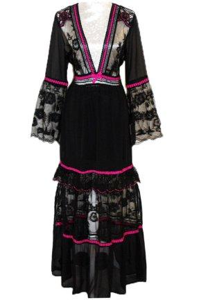 *  Designer  Spitzen-Kleid  *  Gr. M  *  NEU *