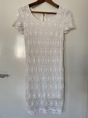Designer Spitzen-Sommerkleid