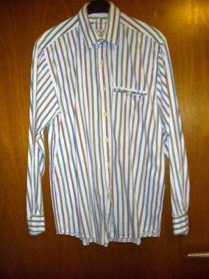 Designer Streifenhemd modisch/elegant *Tom Tailor* neuwertig 39/40