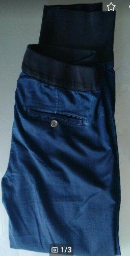 Jeans elasticizzati nero-blu scuro