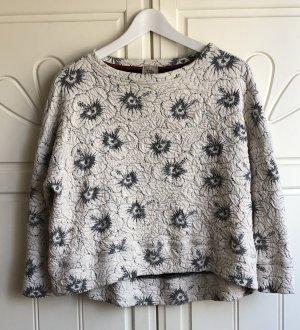 Attic & Barn Sweatshirt multicolore tissu mixte
