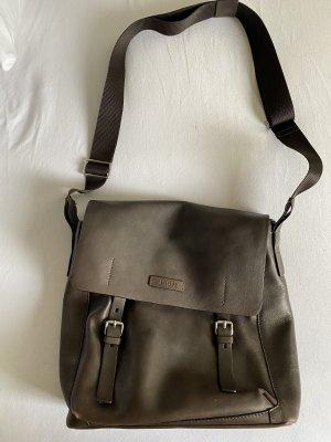 Designer Tasche aus Leder