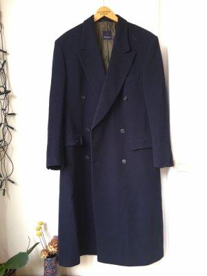Designer Vintage Mantel Daniel Hechter Paris Wollmantel Oversize Minimal Wool Coat