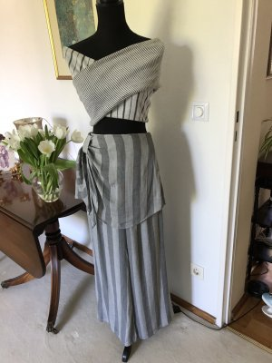 Sukienka z gorsetem jasnoszary