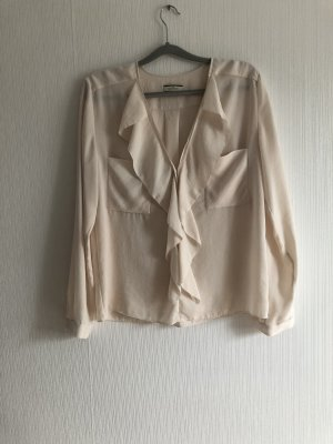 by Malene Birger Ruffled Blouse multicolored