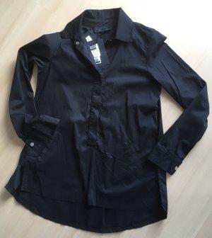 Long Blouse black