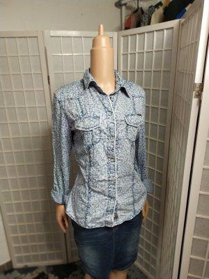 Guess Blusa-camisa multicolor Algodón