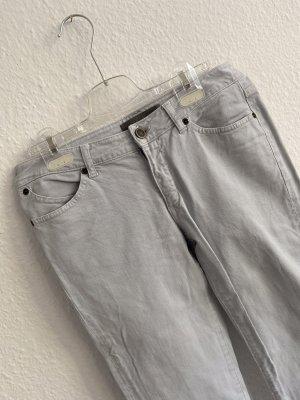 Superfine Jeans slim bleu pâle