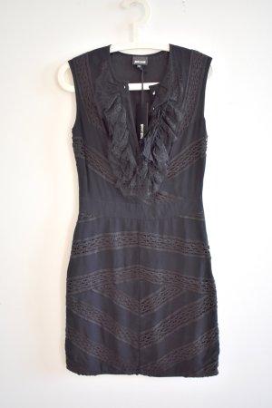 Designerkleid mit Wow-Effekt von Just Cavalli, neu mit Etikett, tailliert und figurbetont