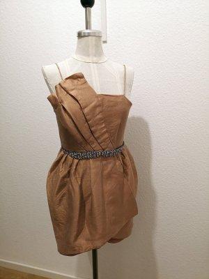 Designerkleid TIGER of Schweden Wolle-/Seidenmischung Gr. 38