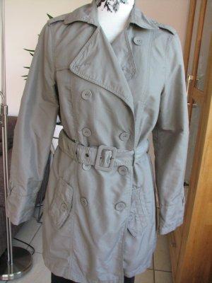 Designermantel, Trenchcoat von Steve Ketell, Gr. 38