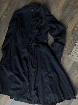 High Abrigo largo negro