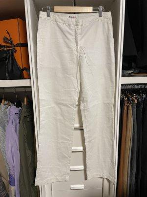 DESIGNER'S Linen Pants white