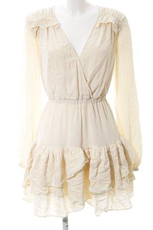 Designers Remix Charlotte Eskildsen Abendkleid creme-beige Elegant