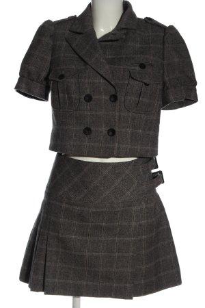 Designers Remix Charlotte Eskildsen Ladies' Suit light grey allover print