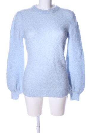 Designers Remix Charlotte Eskildsen Rundhalspullover blau Casual-Look