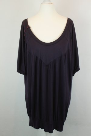 Designers Remix Charlotte Eskildsen Shirt Gr. L lila oversized