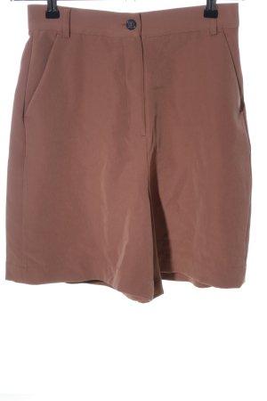 Designers Remix Charlotte Eskildsen Shorts braun Casual-Look