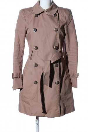 Designers Remix Charlotte Eskildsen Trenchcoat braun Business-Look