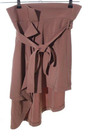 Designers Remix Charlotte Eskildsen Wraparound Skirt brown casual look